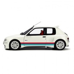 Peugeot Rally striping