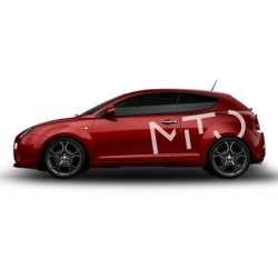 AlfaRomeo Mito sticker set