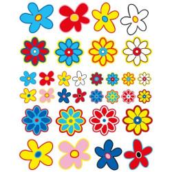 Bloem stickers 34