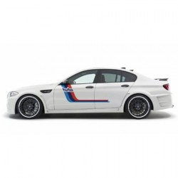 BMW Turbo retro striping 1