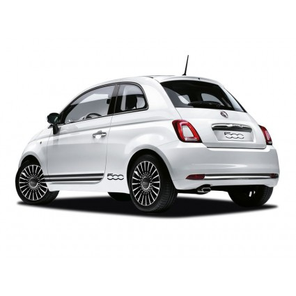 Fiat 500 Striping 6 Stickythings Nl