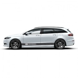 Ford Mondeo striping 1