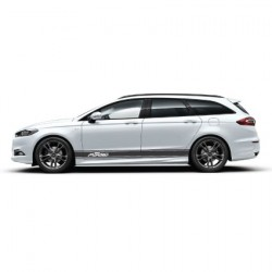 Ford Mondeo striping 2
