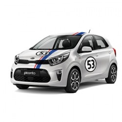 Kia Herbie sticker set