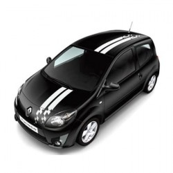 Renault Twingo & Clio striping