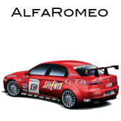 AlfaRomeo stickers