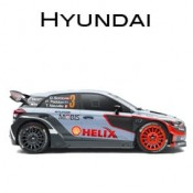 Hyundai stickers