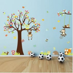 Decoratie stickers - Kinderstickers