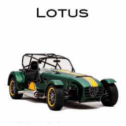 Lotus stickers - Stickers per automerk