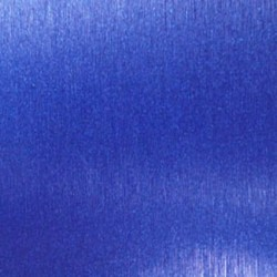 Brushed Blue Metal 152 cm