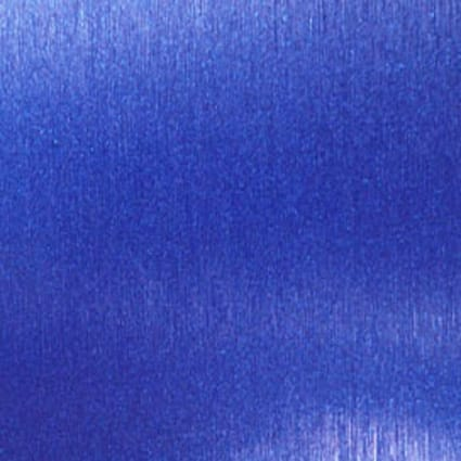 Brushed Blue Metal 152 cm Brushed metal wrap folies